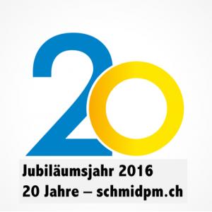 20 Jahre schmidpm.ch